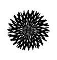 grunge textured stamp vector image vector image