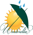 umbrella12 resize vector image vector image