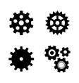 pinion simple related icons vector image vector image