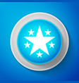 star icon favorite best rating award symbol vector image vector image