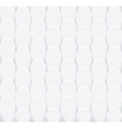 White tiles texture Wavy background interior wall vector image