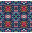 Festive Colorful ethnic seamless pattern vector image vector image