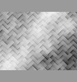 gray tile mosaic wallpaper vector image