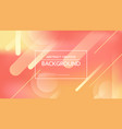 vibrant modern background in abstraction vector image