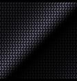 carbon fiber composite vector image