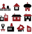 Buildings and signs vector | Price: 1 Credit (USD $1)