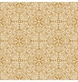 Seamless islam pattern Vintage floral background vector image
