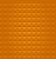 gold mosaic seamless abstract background vector image vector image