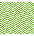 seamless green herringbone pattern backdrop vector image vector image