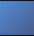 Blue Fabric Texture vector image