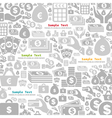 Money a background2 vector image vector image