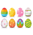Easter Egg Festival Holiday vector image