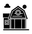 farm fron icon sign o vector image