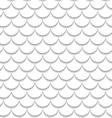 Fish pattern vector image