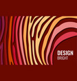 bright red horizontal abstract background color vector image vector image