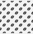 coffee seamless pattern made with coffee vector image vector image