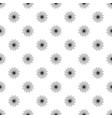 medicine flower plant pattern seamless vector image