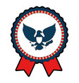 united states of america eagle vector image vector image