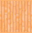 beige realistic wooden boards with texture vector image