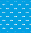 dump track pattern seamless blue vector image vector image