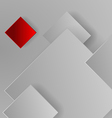 background gray squares vector image