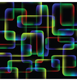 vibrant background vector image vector image