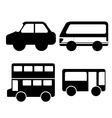 best travel design vector image vector image