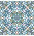 line art flower art mandala doodle design vector image vector image