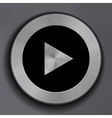 play button background vector image vector image