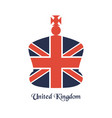 united kingdom concept united kingdom concept vector image