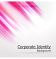 Abstract background glow vector image vector image