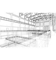 warehouse sketch