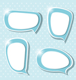 Blues frames vector image vector image