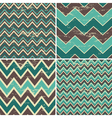 Chevron patterns set vector | Price: 1 Credit (USD $1)