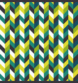parallelogram seamless pattern vector image vector image