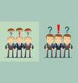 leadership concept stock vector image vector image