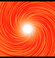Abstract Cyclone Background Red vector image