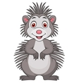 Cute porcupine cartoon