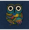 owl Bird in vector image