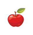apple icon vector image