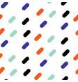 diagonal bold lines seamless pattern vector image vector image