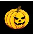 Halloween pumpkin icon in cartoon style Jack o vector image vector image