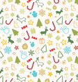Christmass seamless pattern