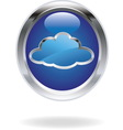 cloud6 vector image vector image