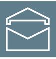 Open Envelope II vector image vector image