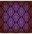 Seamless pattern with ethnic motifs vector image vector image