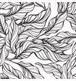 pattern leaf tropic vector image