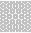 abstract seamless pattern of circles vector image vector image