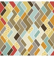 Geometric patchwork pattern