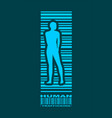 human trafficking relative image vector image vector image